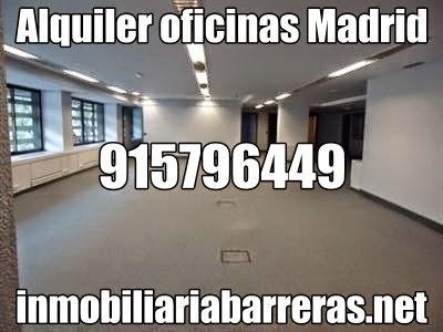 Alquiler locales Madrid