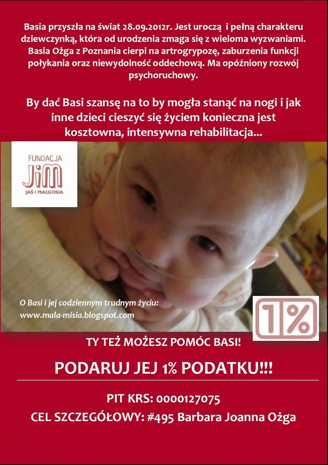Pomóżmy Basi