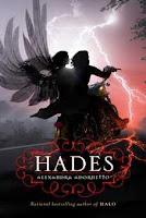 bookcover of HADES (Halo #2) by Alexandra Adornetto