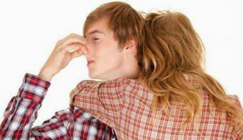 cara menghulangkan bau badan