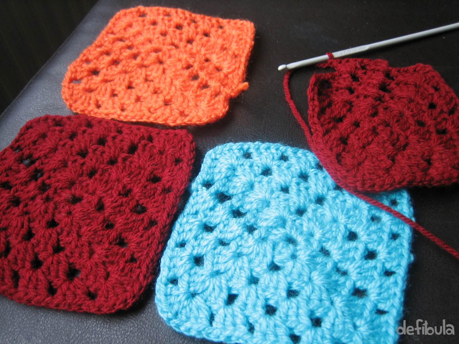 Def bula coj n de ganchillo crochet cushion - Cojin de crochet ...