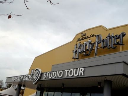 Harry Potter studio tour, Leavesden