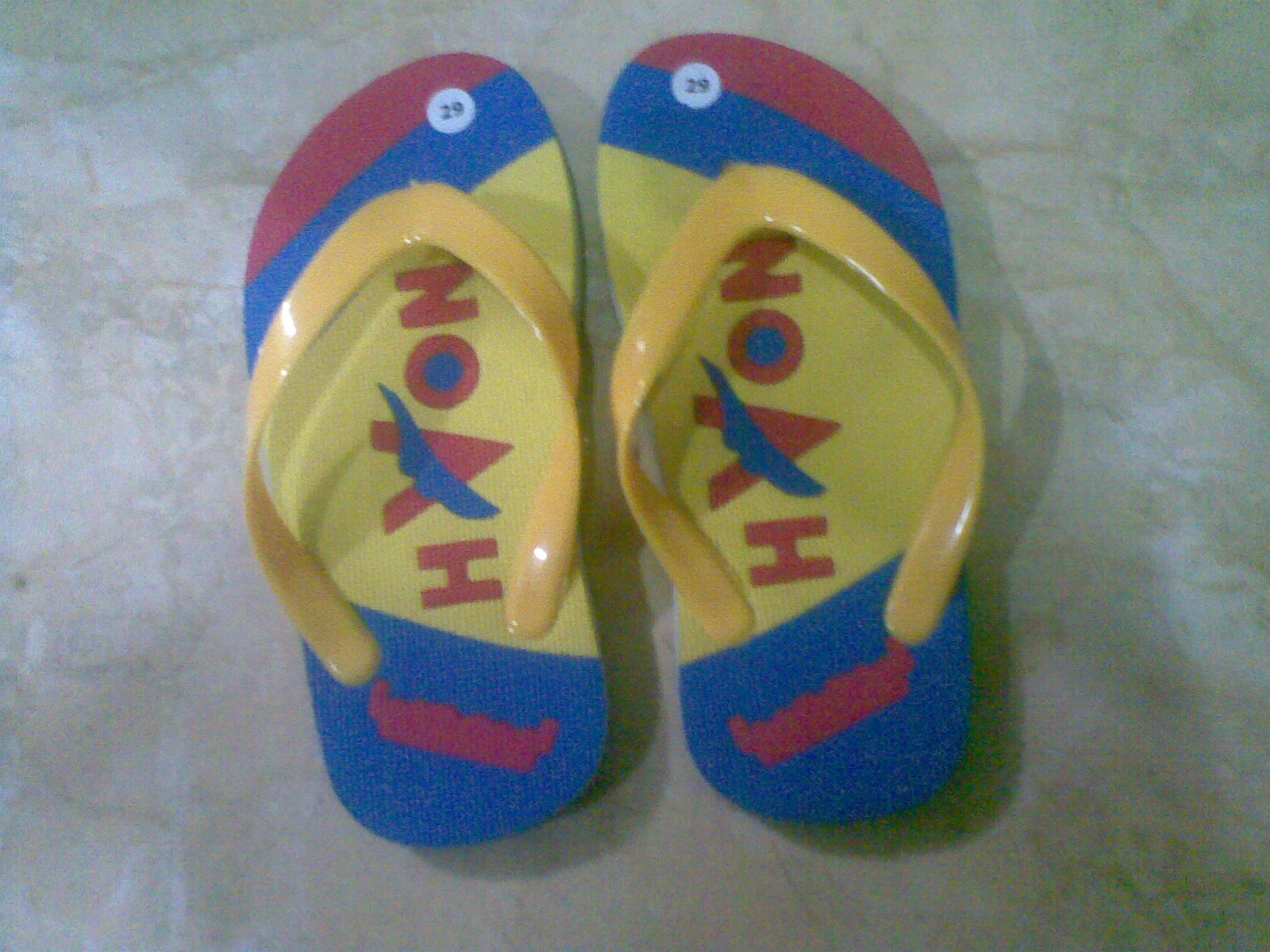 Grosir sandal lebaran trend 2011