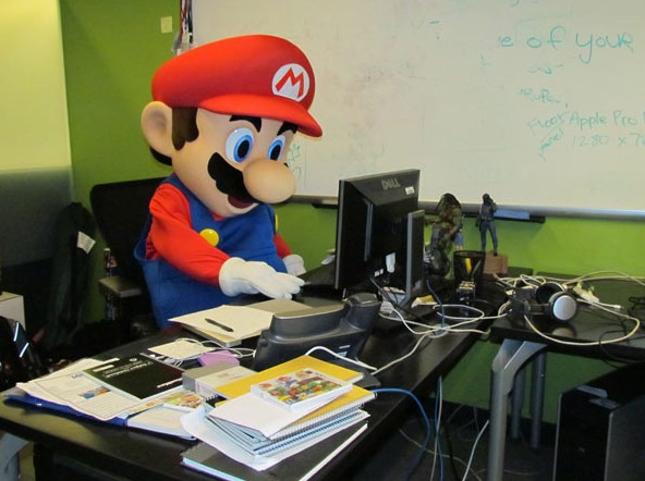 Video Games Increase Employee Productivity