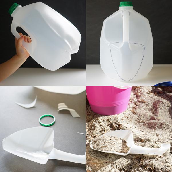 25 Manualidades Recicladas Infantiles para hacer con los niños