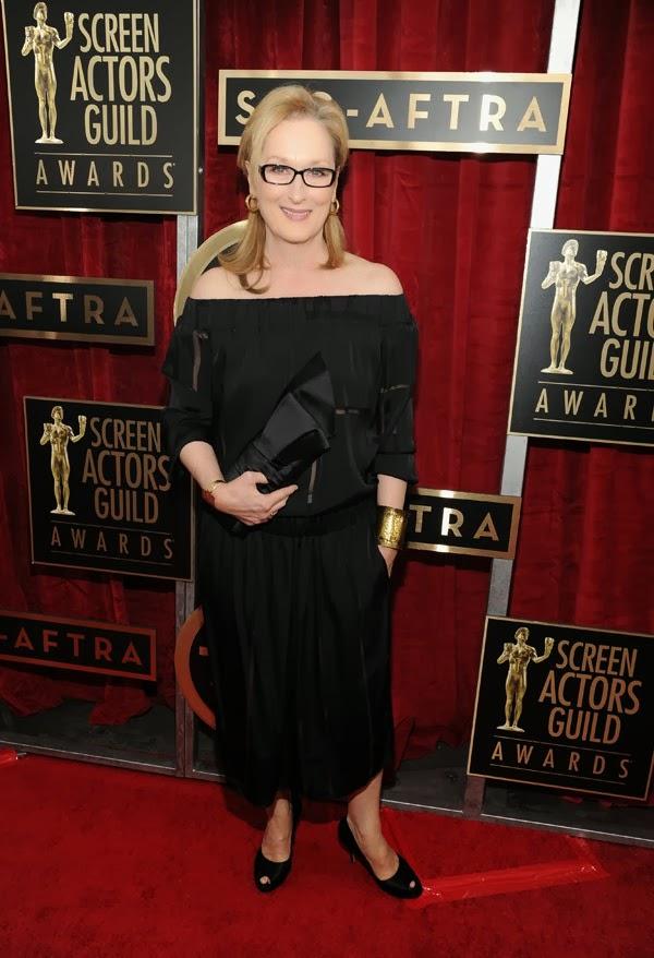 Meryl Streep sag awards 2014