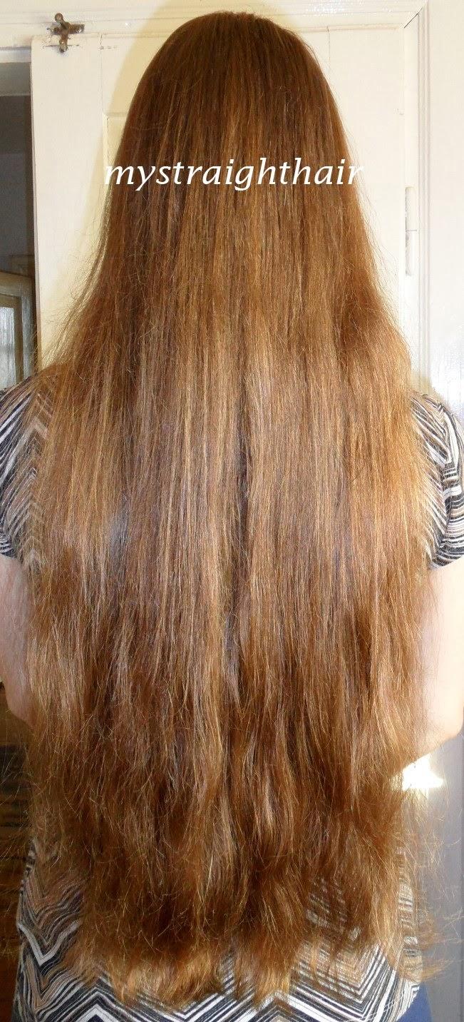 Włosy w wrześniu 2013