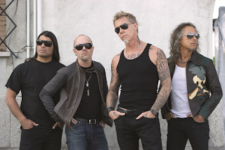 Assista com exclusividade o novo clipe do Metallica na Central do Rock.