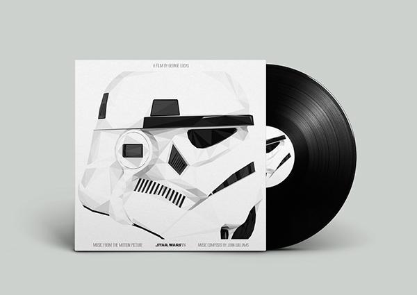 ©Simon Delart - Vinyl Collection | A soundtrack homage