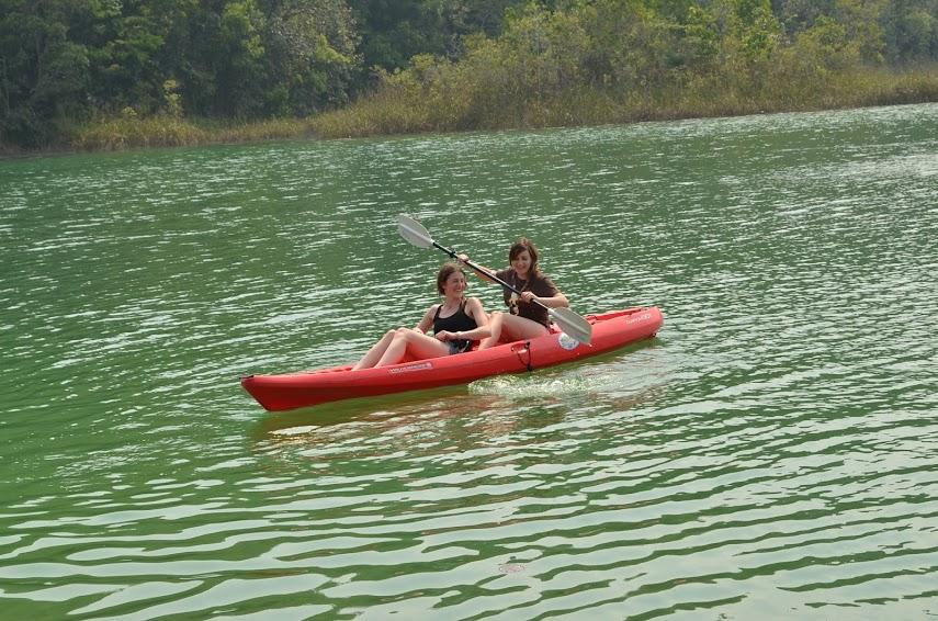 Campamento Ecoturismo Nahá