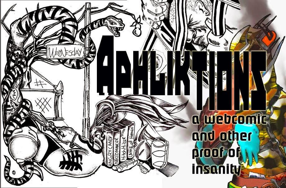 Aphliktions