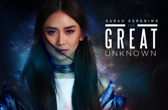Sarah Geronimo The Great Unknown lyrics