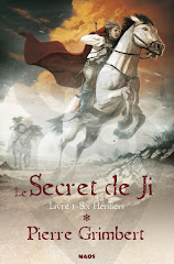 """le Secret de Ji, tome 1"", collection Naos"