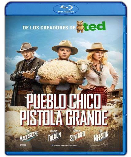 Pueblo Chico Pistola Grande 1080p HD Latino