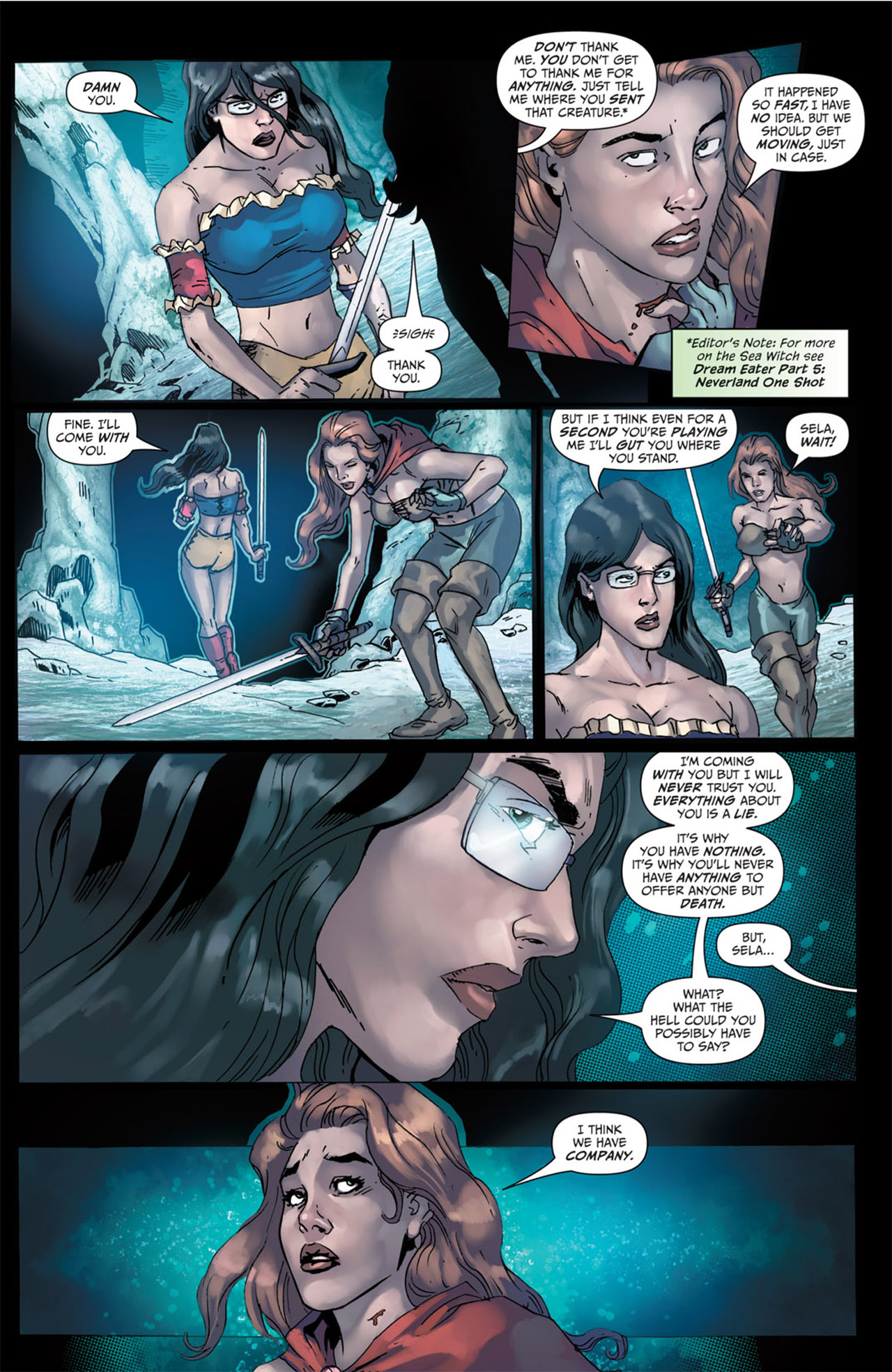 Grimm Fairy Tales (2005) Issue #63 #66 - English 23
