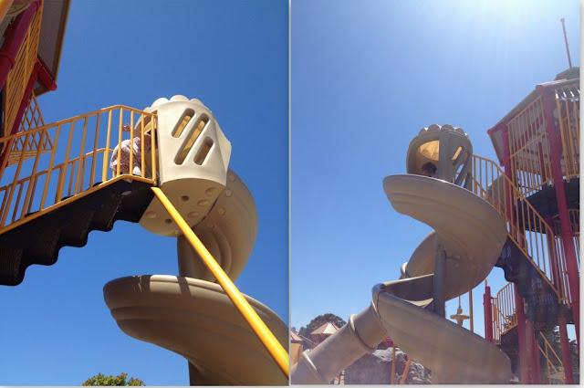 big girl slide