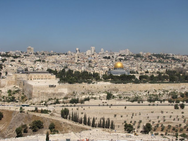 Israel, Jerusalén