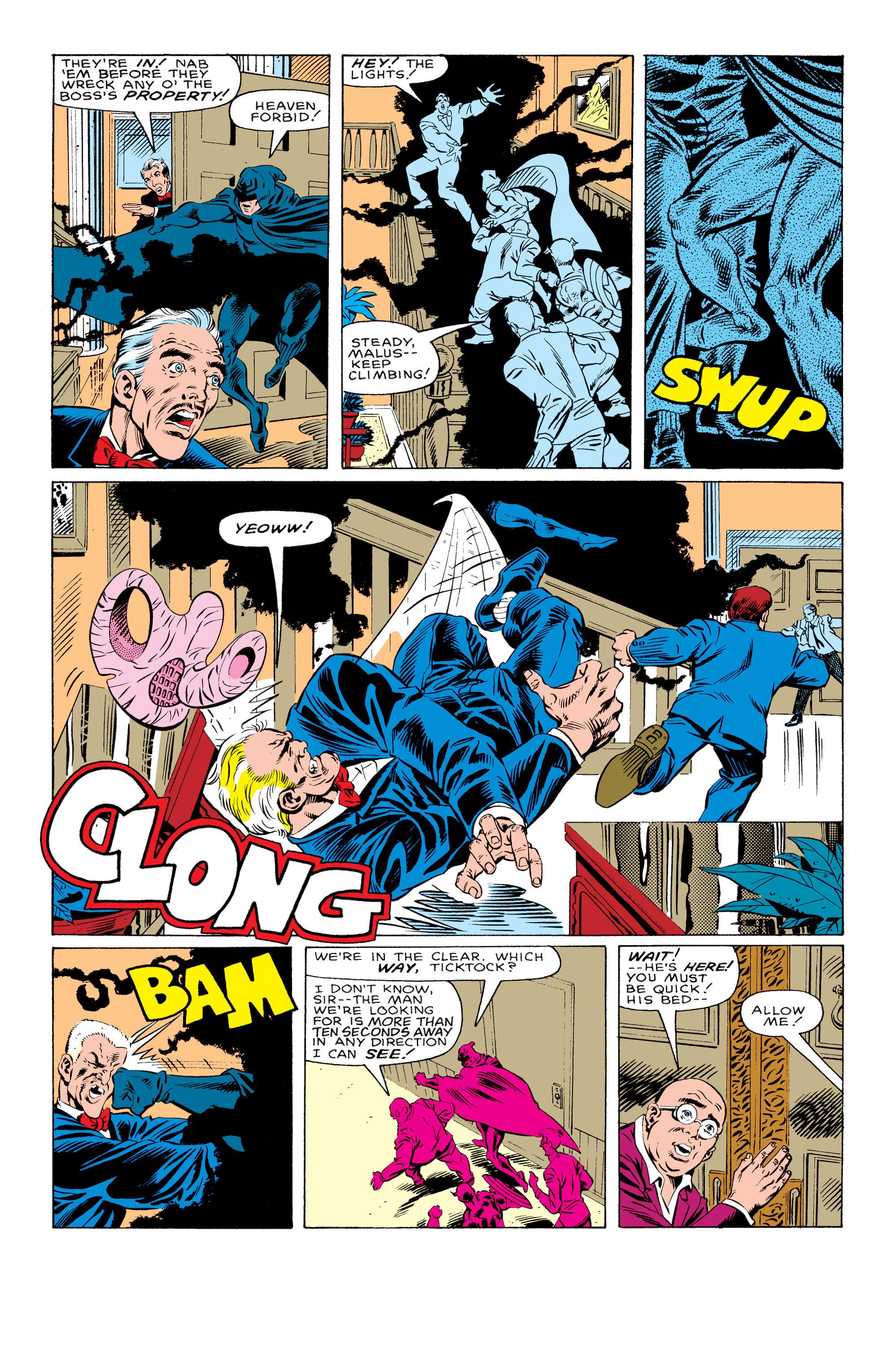 Captain America (1968) Issue #330 #259 - English 17