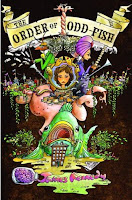 book cover The Order of the Odd-Fish by James Kennedy published by Random House
