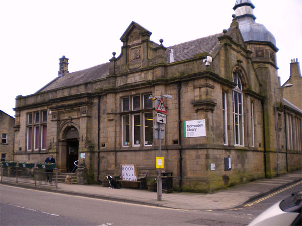 Friends of Todmorden Library