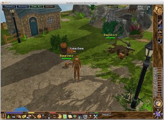 Linear MMORPGs