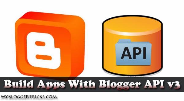 Blogger API v3