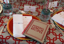 The Kids' State Dinner Menu