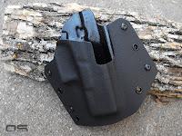 OWB Kydex Holster for Glock 19