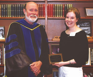 Dean Friel established many scholarships and endowments.