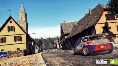 WRC 4 FIA WORLD RALLY CHAMPIONSHIP Highly Compressed