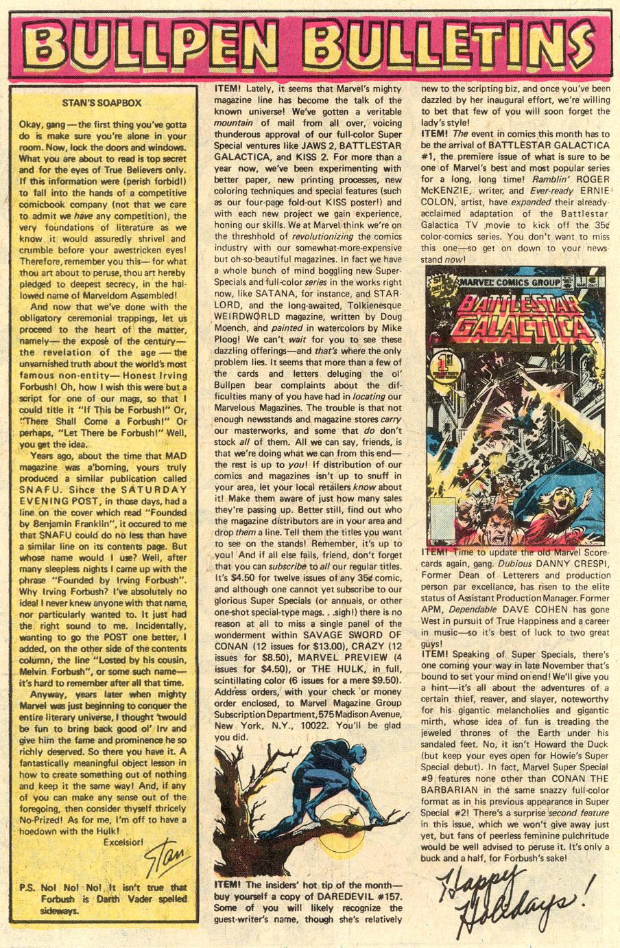 Conan the Barbarian (1970) Issue #96 #108 - English 19