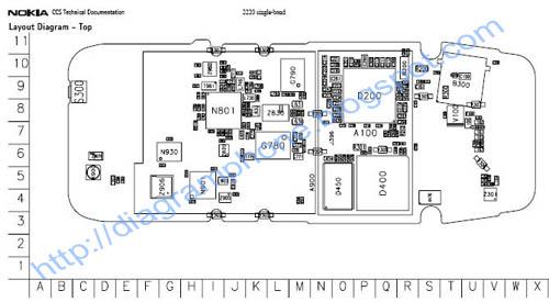 schematic diagrams for nokia
