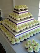 Celebration cupcakes.