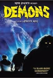 Official Poster for Demons