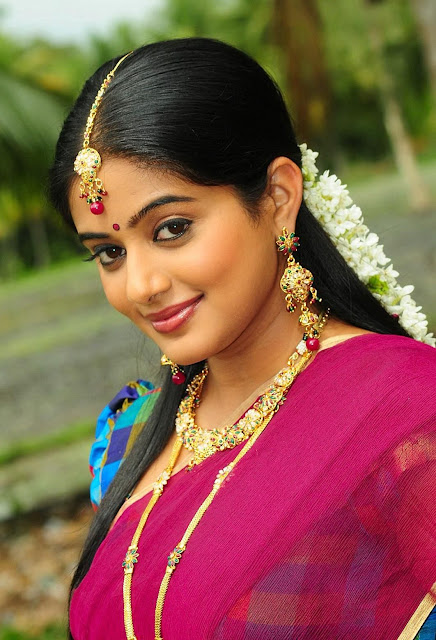 Actress Priyamani Half Saree Photos