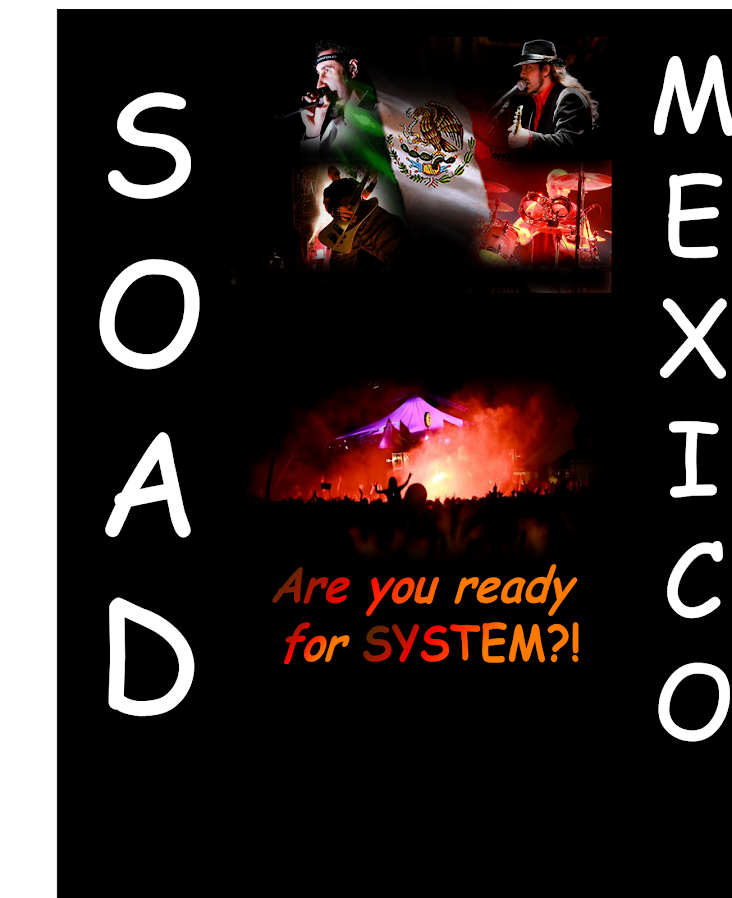 System of a Down México