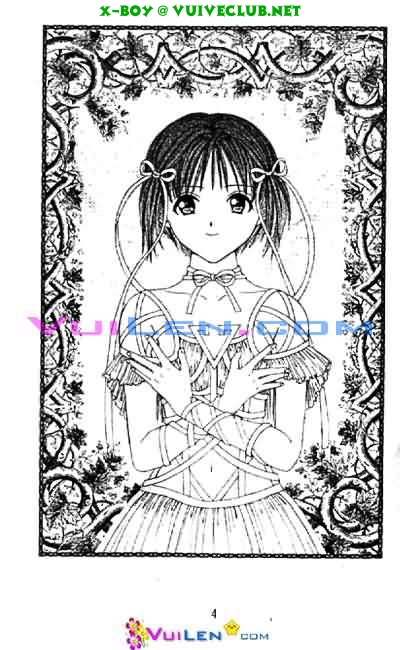 Alice 19th Chapter 5 - Trang 4
