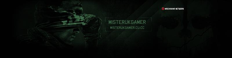 Mister UK Gamer