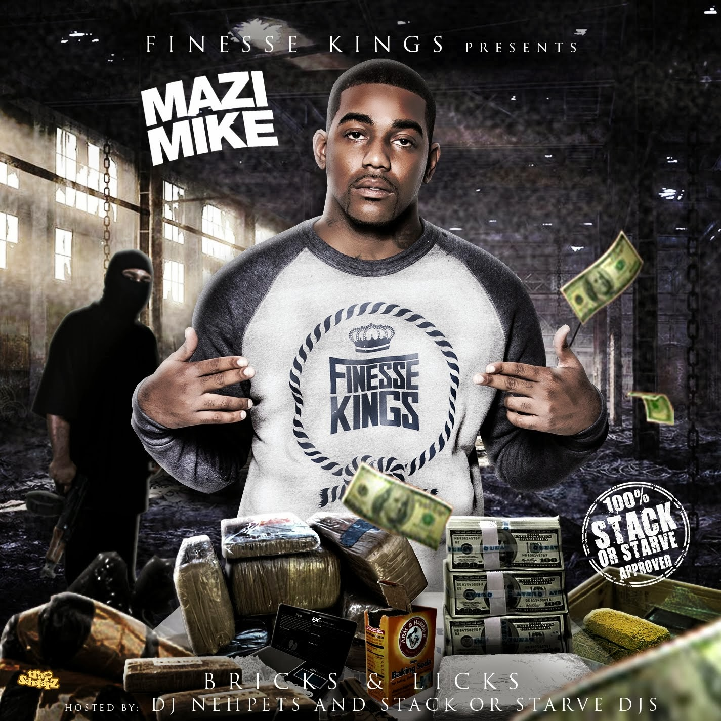 Mazi Mike - Bricks & Licks