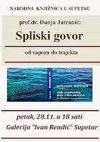 Dunja Jutronić - Od vapora do trajekta Supetar slike otok Brač Online