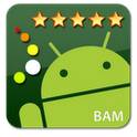 Click on the BAM Logo below to Install the Best Apps Market App