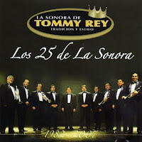 tommy rey 25 sonora