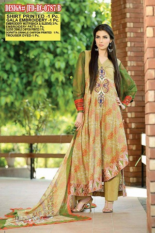 Jubilee Cloth Mills Ragmus Collection Summer 2013 For Girls