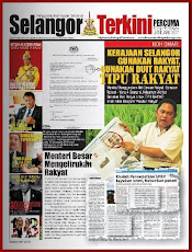 AKHBAR PENIPU RAKYAT SELANGOR