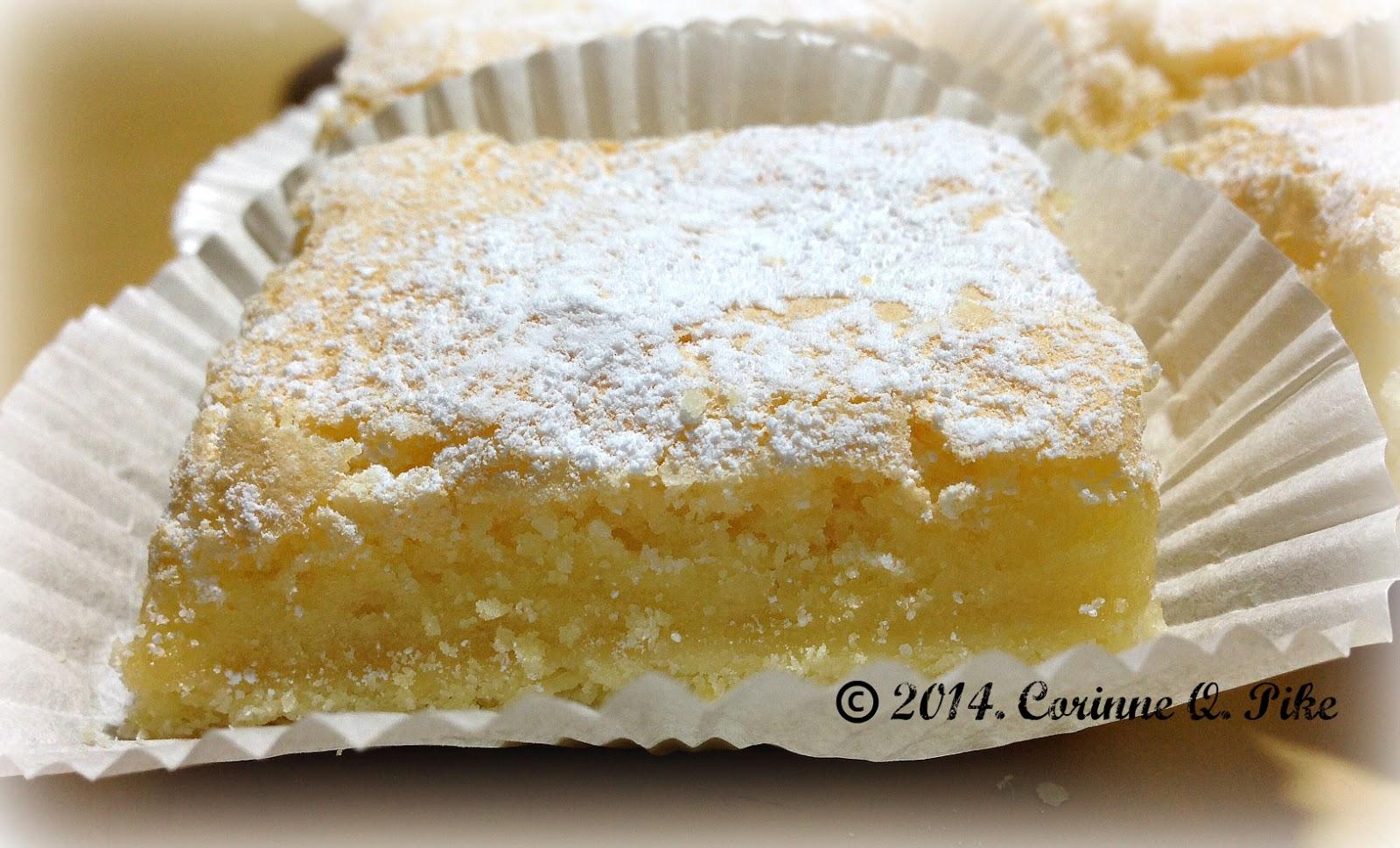 Heart of Mary: Heavenly Lemon Squares