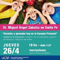 Dr Zabalza en Santa Fe