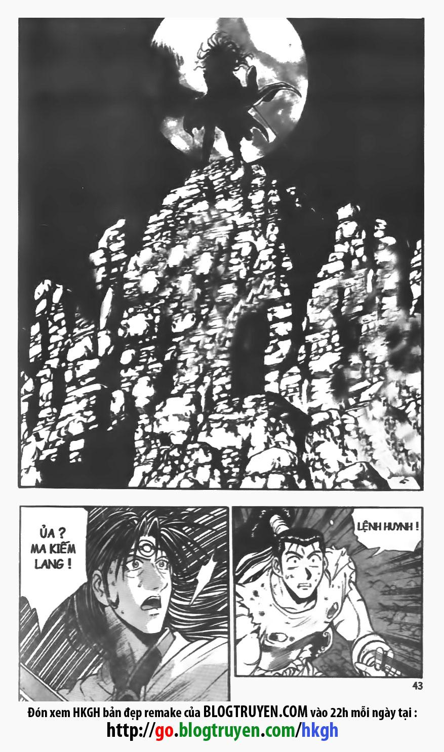 Hiệp Khách Giang Hồ - Hiệp Khách Giang Hồ Chap 104 - Pic 18