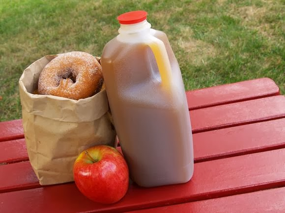 The Mommies Network: Foodie Friday: Found the Apple Cider Donut Recipe!