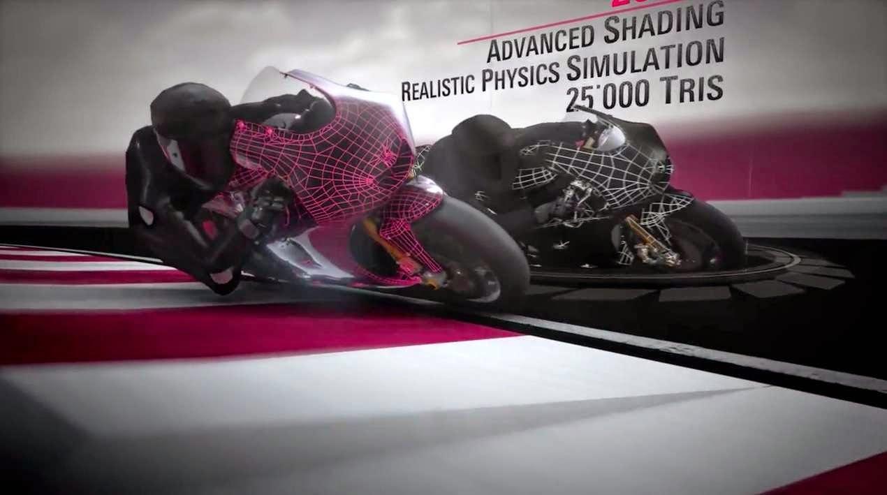 Spesifikasi PC untuk MotoGP 14