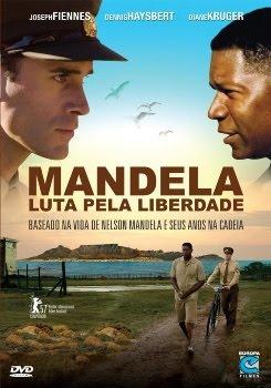 Filme Poster  Mandela: Luta pela Liberdade DVDRip RMVB Dublado-TELONA